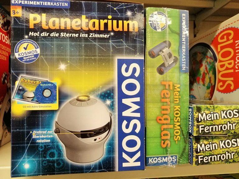 Kosmos Experimentierkästen